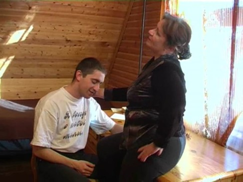 NastyPlace.org - Mother loves her son's young dick