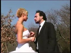 Wedding Day - Anal sex video
