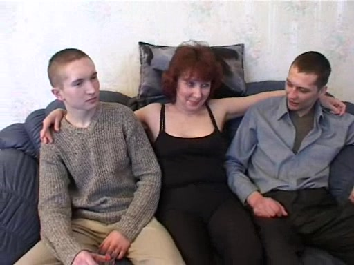 A Relaxing Afternoon With The Guys Turns Into A Gangbang For Her