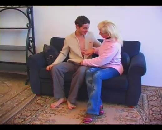 Sexy Mature Blonde Meets A Nice Bloke That Fucks Her Hot Box
