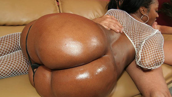 Chocolate covered peaches - Black Girls porn