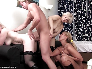 Real mature mothers wild fucked by not their son