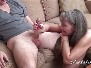 Leilani meets Brad Knight
