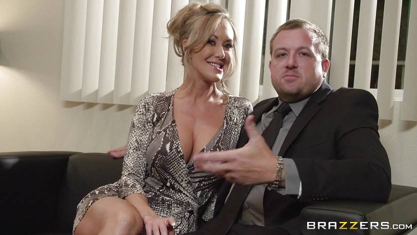 The husband of Brandi Love lets her fuck a different guy | PornTube ®