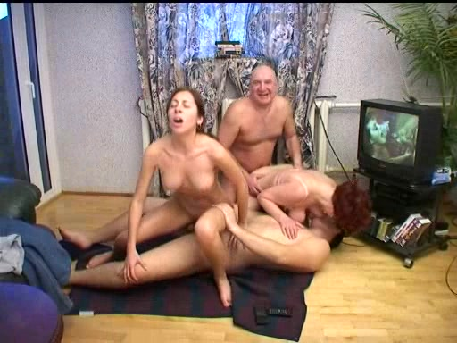Mature Redhead And Her Best Friend Are Into Hardcore Swinger Action