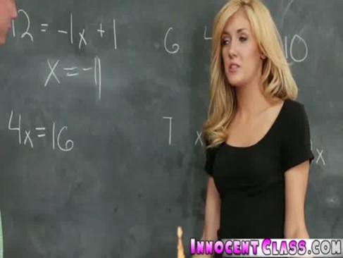 Teachers fucks student Emily Kae 81