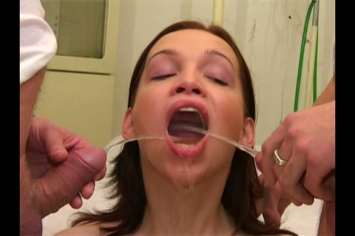 She Checks The Men In Different Ways With His Piss