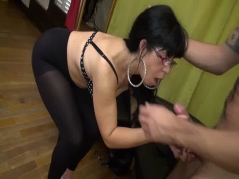 Marie Claire a french teacher anal fucked