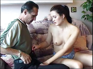 oldman big cock for young actress