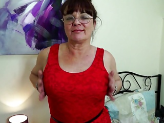Real granny needs a big hard cock