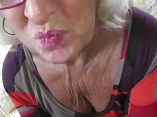 shoot granny in her face