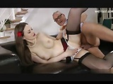 young babe fuck by her sugar daddy