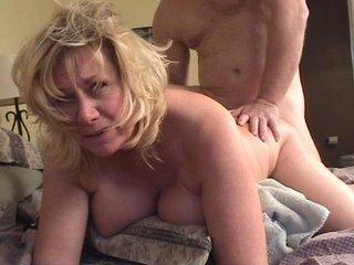 MILF Faith Loves Anal - Mature porn