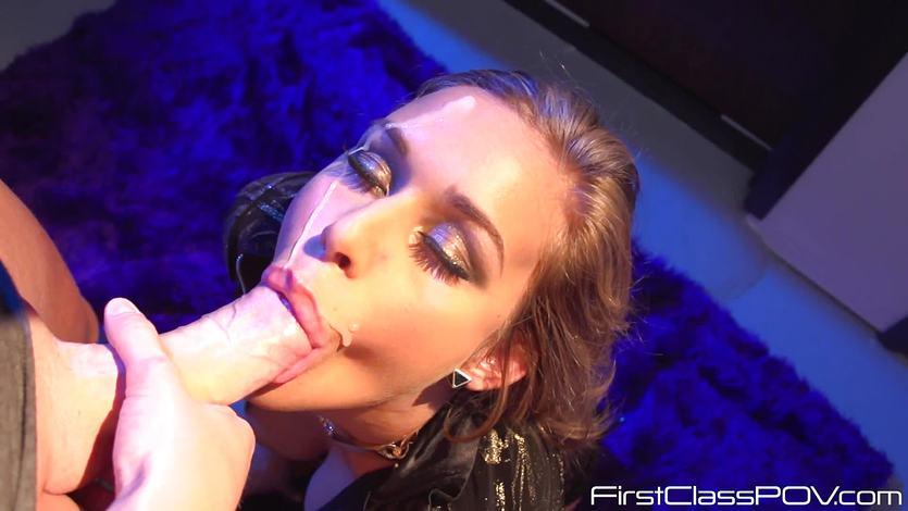 Kennedy Leigh giving a bj in a night club | PornTube ®