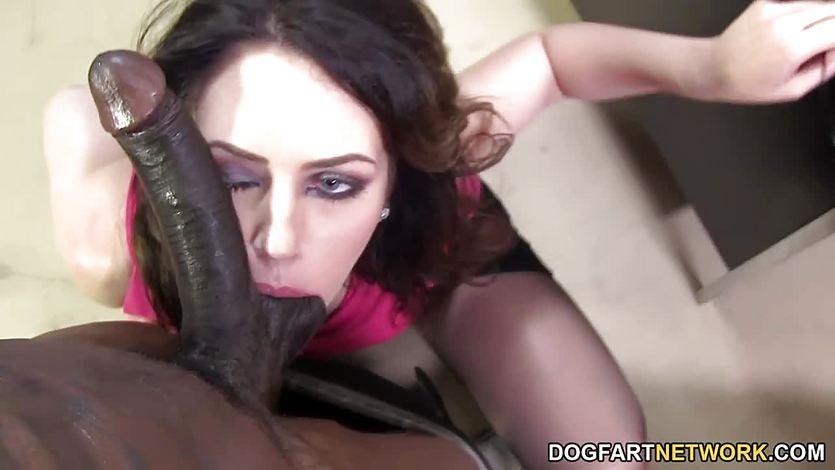Sarah Shevon loves anal sex with big black cock | PornTube ®