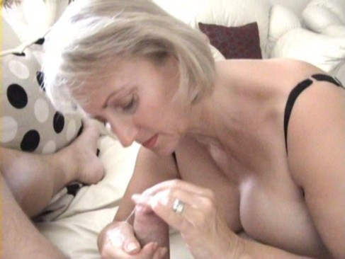 NastyPlace.org - Horny mother sucks and fucks her son