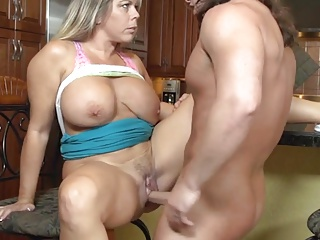 Motivation via Blowjob (and she fucks him too)
