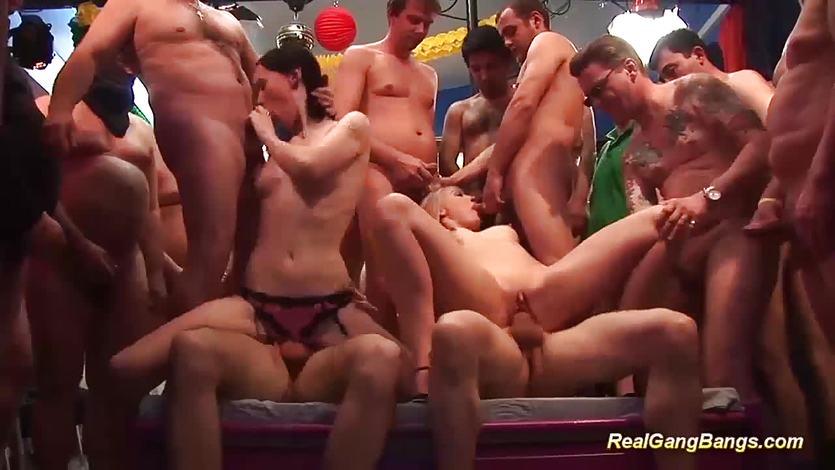 Groupsex swinger party orgy | PornTube ®