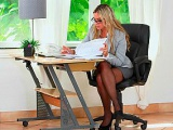 Busy accountant hopes for no disruption