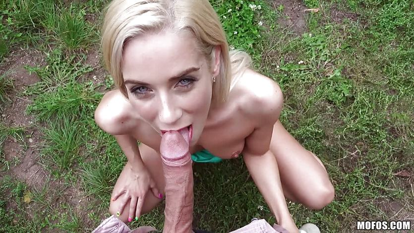 Sexy pick up with hot blonde Nesty drilled in her hot clit sl... | PornTube ®