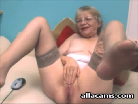 Granny webcam live!