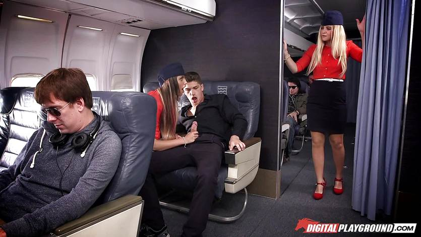 This airline has the best services that they can offer with A... | PornTube ®