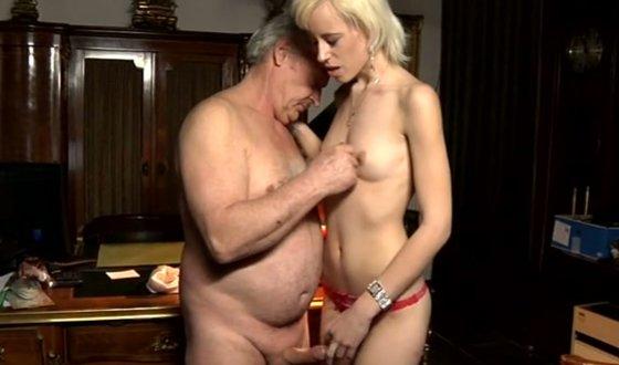 blonde anita bruce - Older Man porn