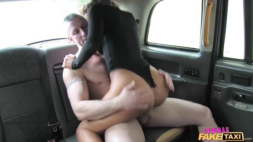 FemaleFakeTaxi Sexy driver loves a hard cock | PornTube ®