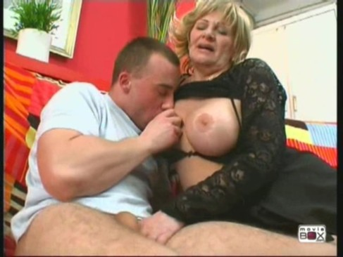 Big Breasts & Hairy Pussy - Nothing Cant Be Better (Sally)