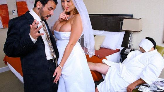 What a wedding - Big Tits porn