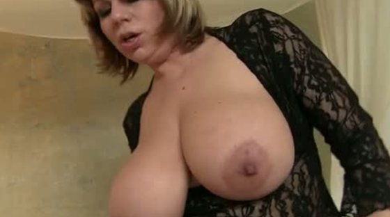 Curvaceous mom with juicy jugs is fucking passionately in dirty porn video - MILF porn