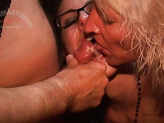 Kinky Creampie Sluts: Texas Patti u. Sandra ::::-----