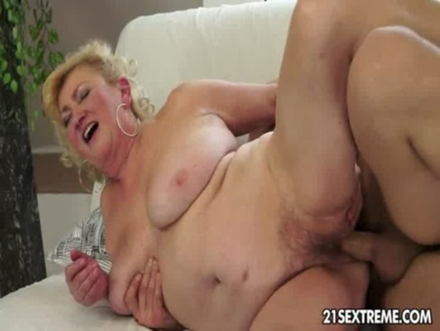 Tamara - Lusty Grandmas