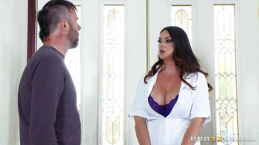 Alison Tyler gives a toyboy patient a special prescription | PornTube ®