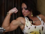 Brandi Mae 06 - Female Bodybuilder