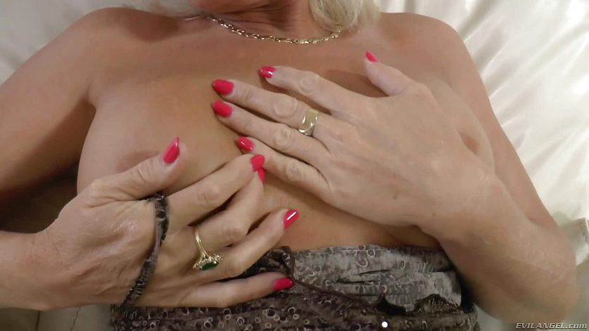 Older blonde is ass fucked by a suited dude | PornTube ®