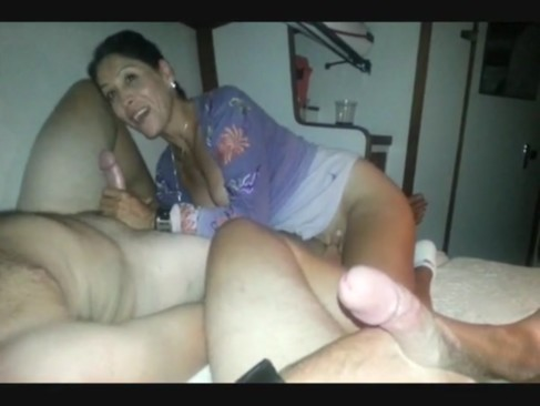 MILF Plays with 2 Teens Live on 123Freecams.com
