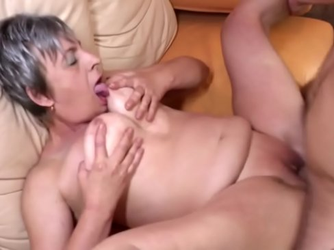 Granny takes young cock after tea - Go2Cams.com