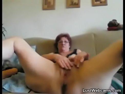 Pervert granny