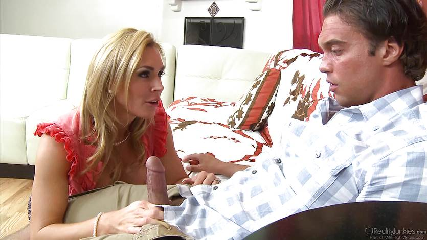 Tanya Tate gets filled with cock by her daughters ex