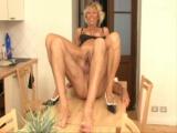 mature blond milf anal fuck