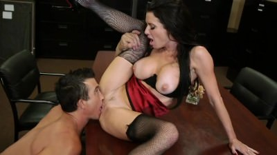 Bangin' The Boss - Porn Video 981