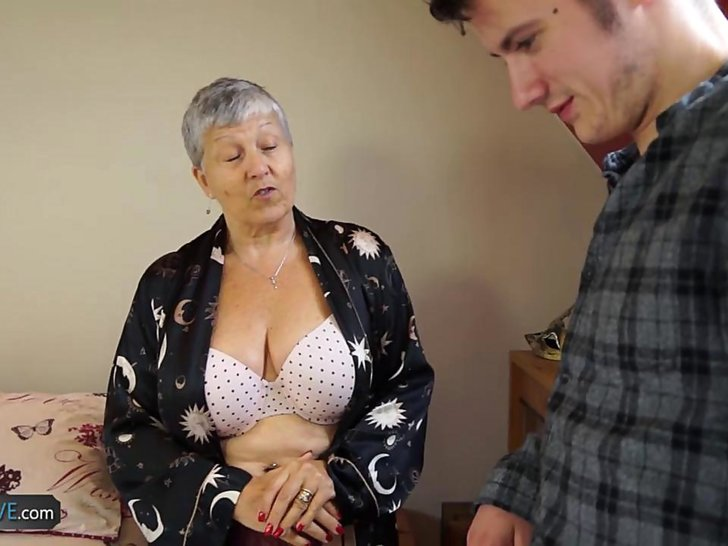 AGEDLOVE Granny Savana fucked with really hard stick on GotPorn (5780373)
