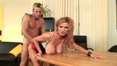 Sharon Pink is your creamy office girl - Porn Video 281