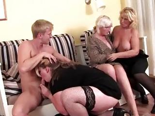толстушки babcia orgia