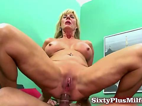 Granny blows and gets anal sex on GotPorn (2271459)