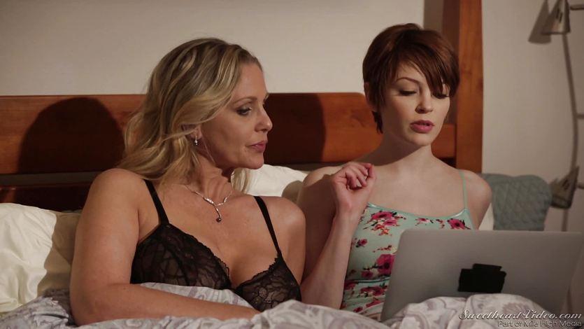 Lefty Sn 2 Julia Ann and Bree Daniels bedtime fun