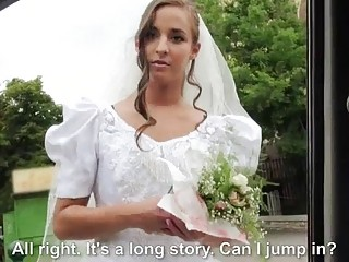 Dumped bride Amirah Adara outdoor fuck - Sunporno Uncensored