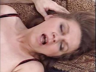 Przylapal macoche na masturbacji