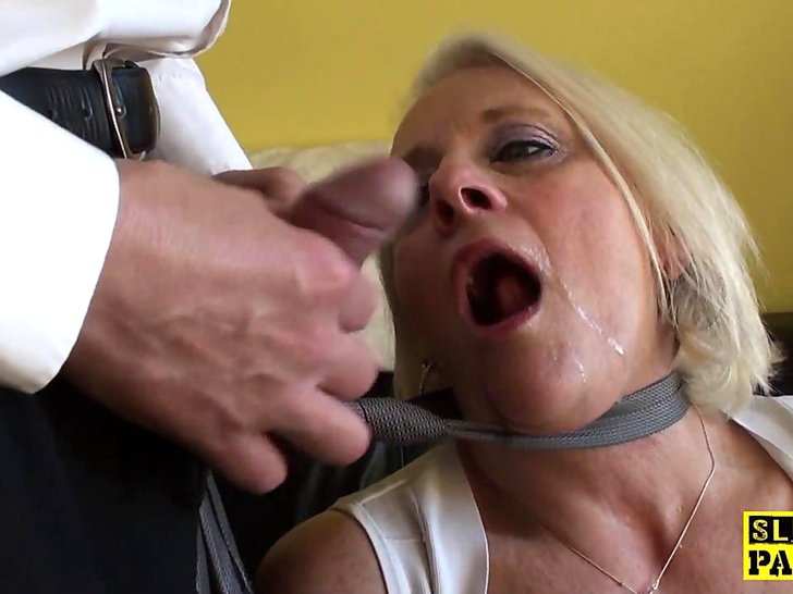 Bigtitted british gran gets rough domination on GotPorn (5916861)